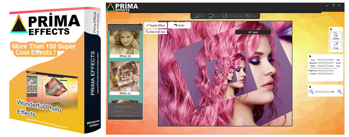 Prima Effects Software