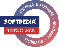 100% clean by Softpedia